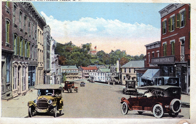 East Main Street c. 1930