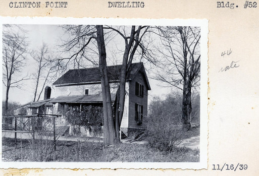 Dwelling  Bldg. #52  11/16/3939