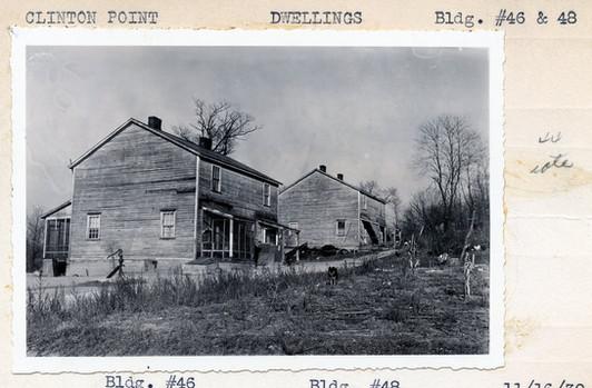 Dwellings Bldgs #46 & #48 11/13/39