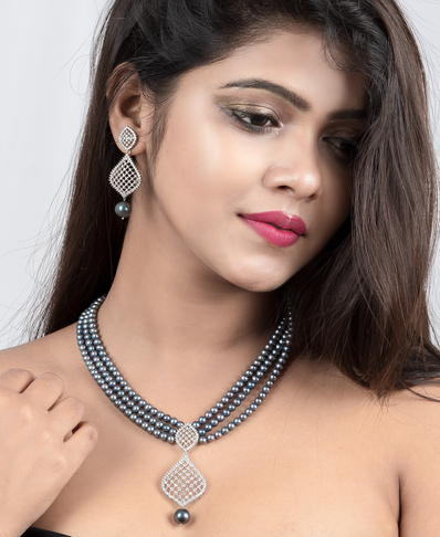 Jewellery Model Photoshoot