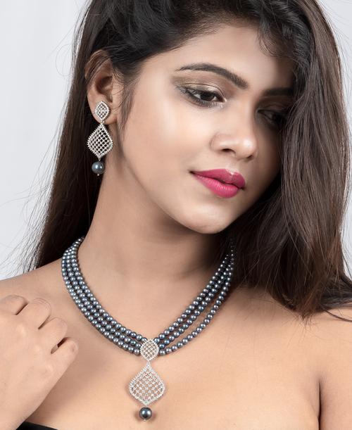 Jewellery Model Photoshoot