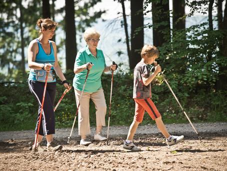 Familientour durch das   Neanderland