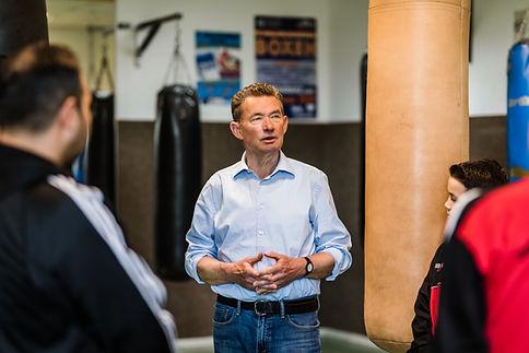 CDU Velbert | Kommunalwahl | Hans-Werner Mundt