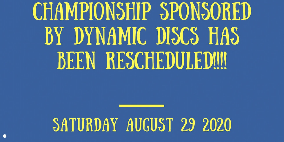 The Bria Amateur Championship Sponsored by Dynamic Discs