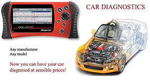 Car Diagnostics At St Helens Motor Centre