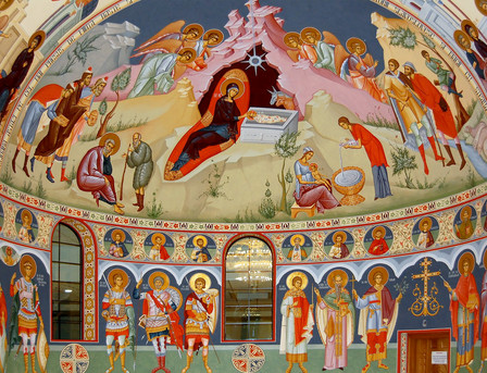 Three Holy Hierarchs Romanian Orthodox Church