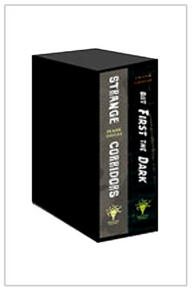 Deluxe Boxset: Includes But First the Dark & Strange Corridors (by Frank Chigas)