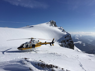 Yellowhead Helicopters, Ltd. Surpasses 1000 Hours of Flying Time on Eagle 407HP Fleet in Under One Y