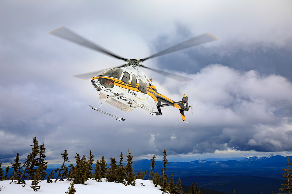 Company takes delivery of two Eagle 407HP's powered by the Honeywell HTS900 engine.