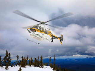Yellowhead Helicopters, Ltd. Two Eagle 407HP's Powered By The Honeywell HTS900 Engine