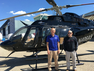 Air Shasta Accepts Delivery of Their First Eagle 407HP