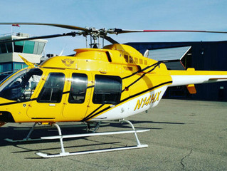 Honeywell Engine Redefines Firefighting Helicopters