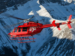 Eagle Copters 407HP ReceivesFAA Approval for IBF
