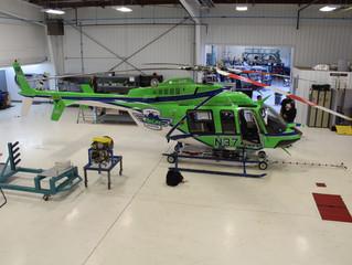AirLife Denver chooses the Eagle 407HP