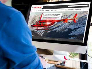 Eagle Copters Launches New Website