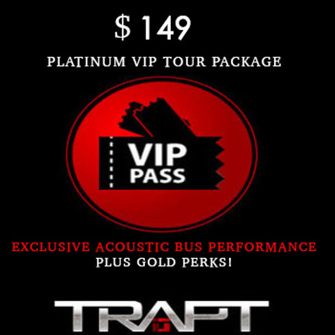 PLATINUM VIP PACKAGE