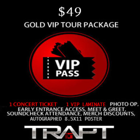GOLD VIP PACKAGE