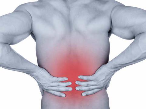 Você já teve dor na coluna lombar sem causa aparente? Entenda.....