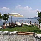 Erno Beach - Spiaggia - Area Privee
