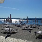 Erno Beach - Spiaggia - Ombrelloni  lettini