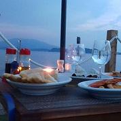 Erno Beach -Lounge - Pranzi e cene