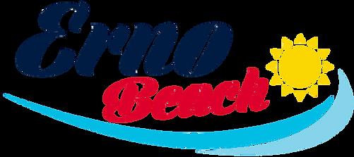 Erno beach logo