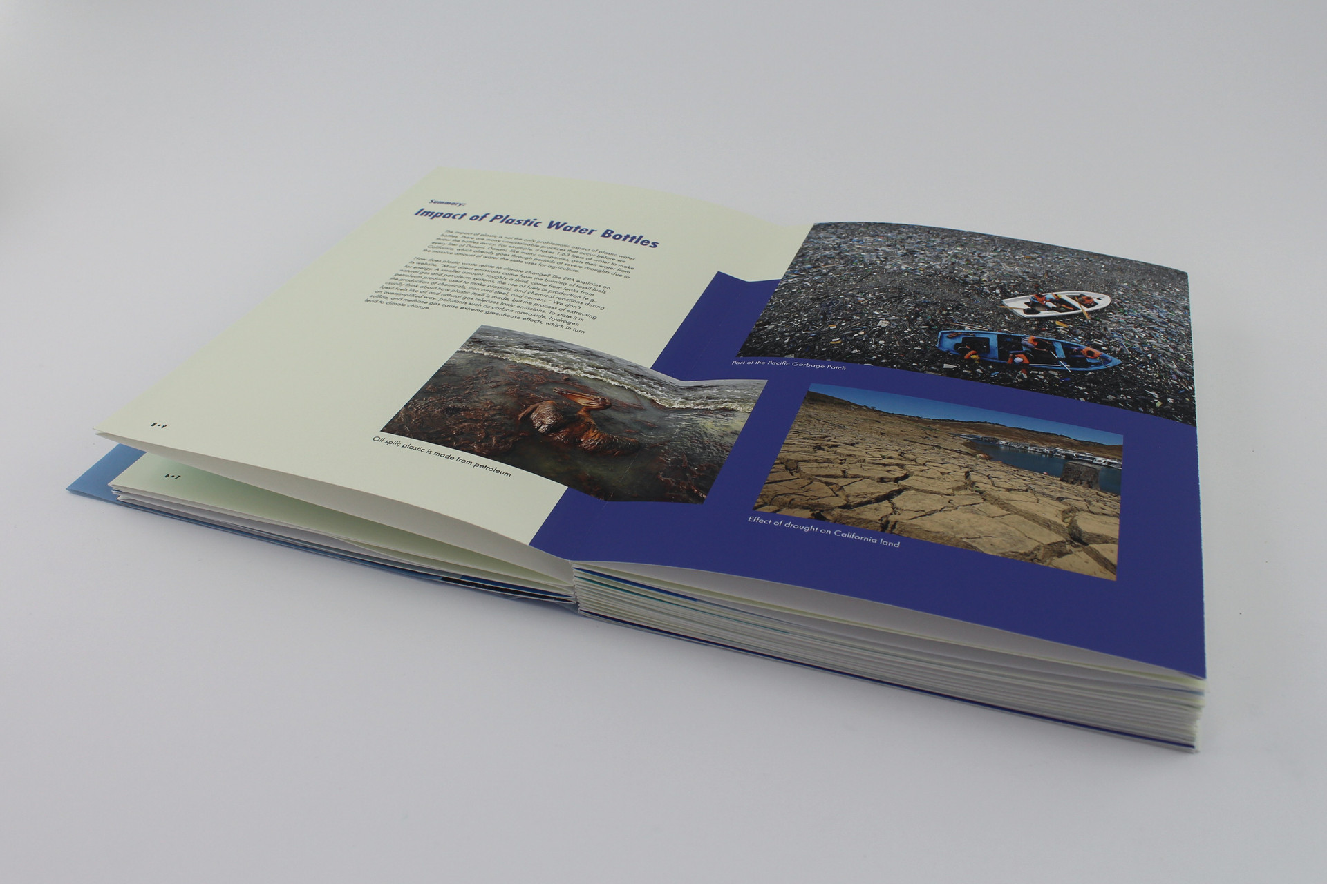 Impact Catalog Spread