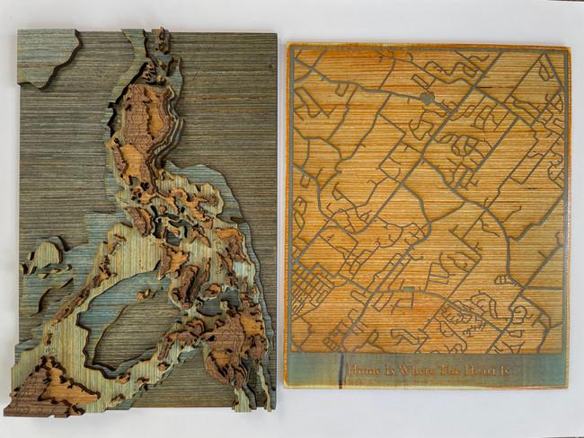Both Maps