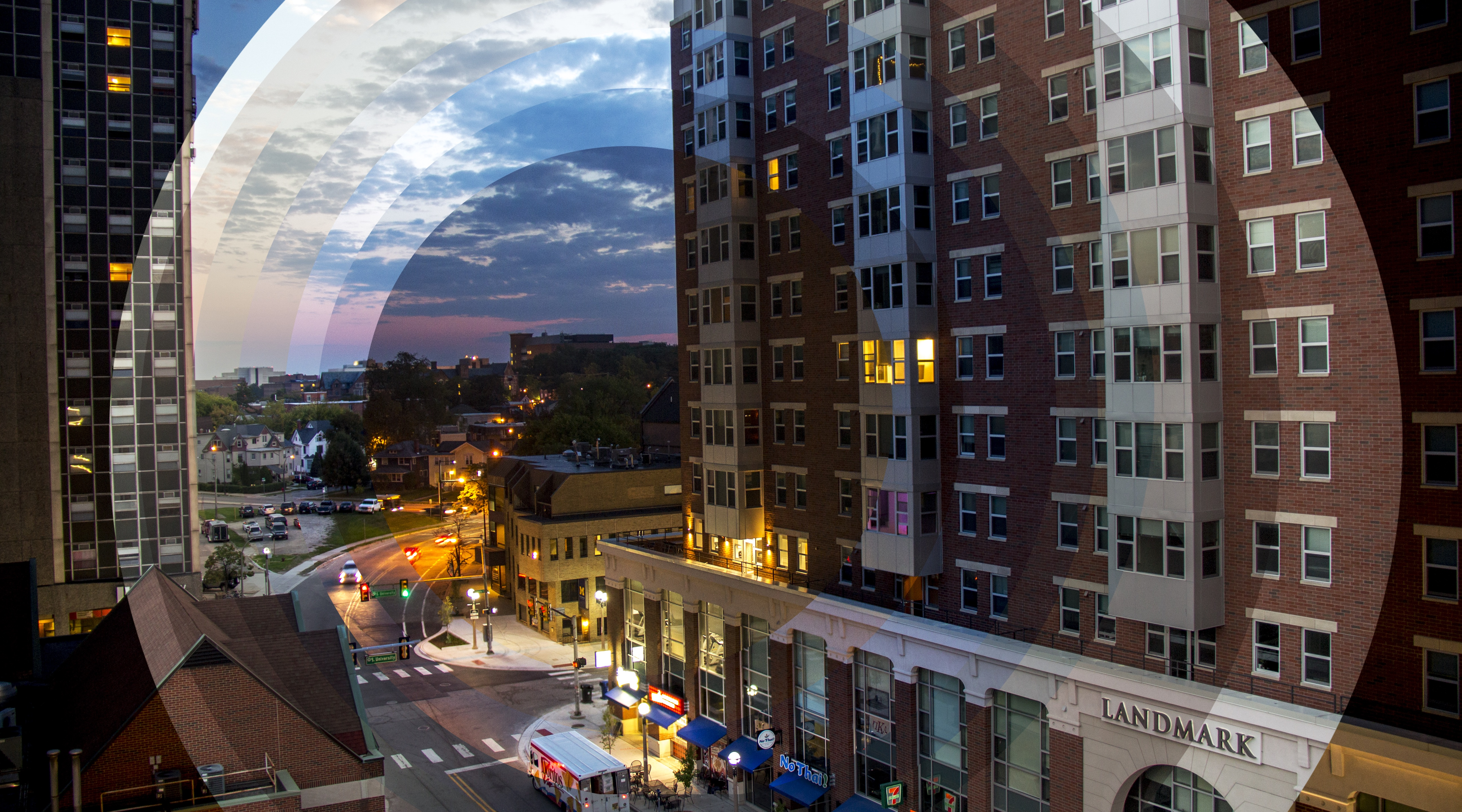Ann Arbor Sunrise