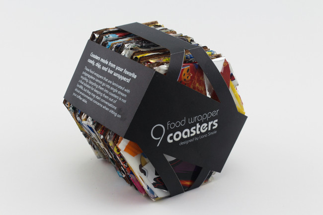 Packaged Coasters