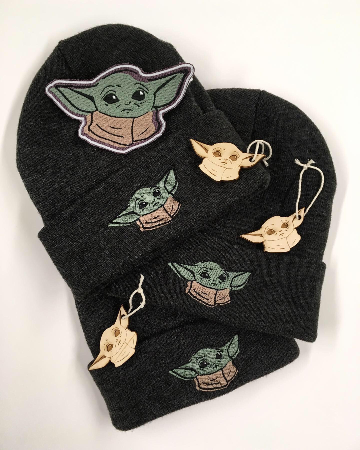 Baby Yoda Christmas Presents