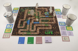 The Game of Sustainable Life
