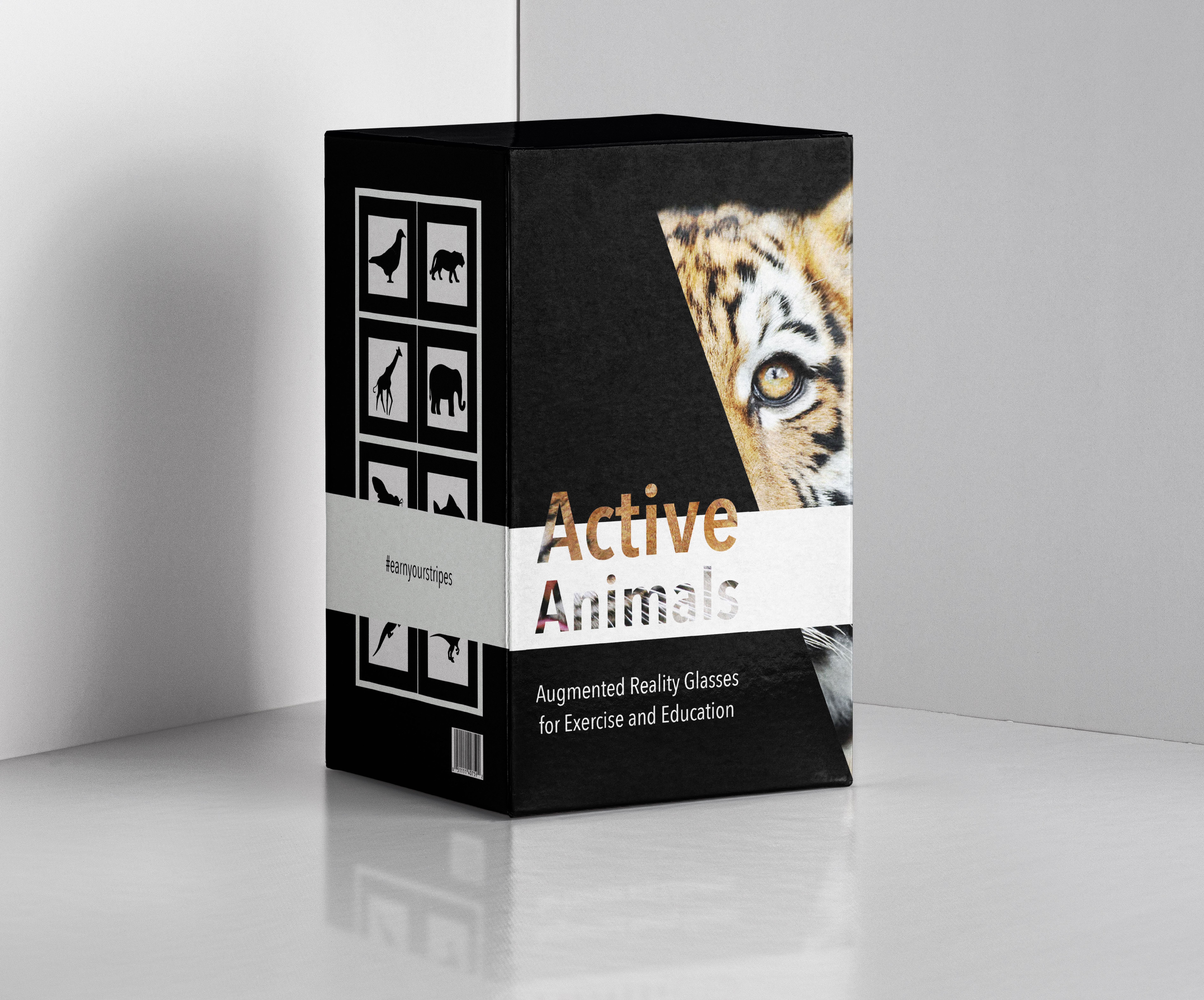Active Animals AR Concept