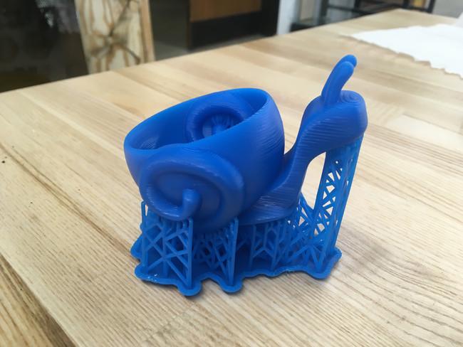 After 3D Printer