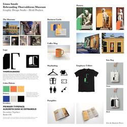 Museum Branding Project