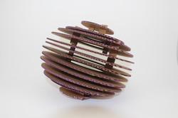 Hollow Cardboard Sphere