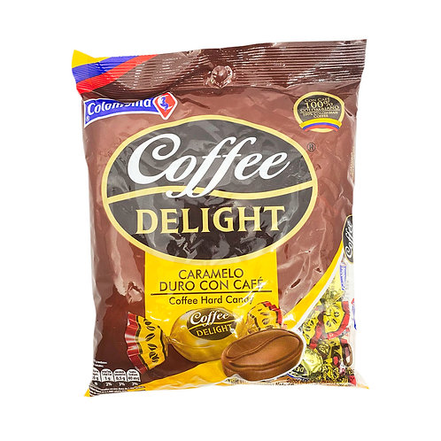 Coffee Delights Hard Candy