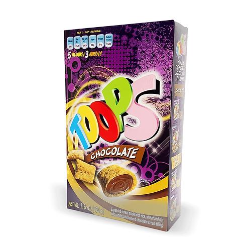 Flips-Toops de Chocolate