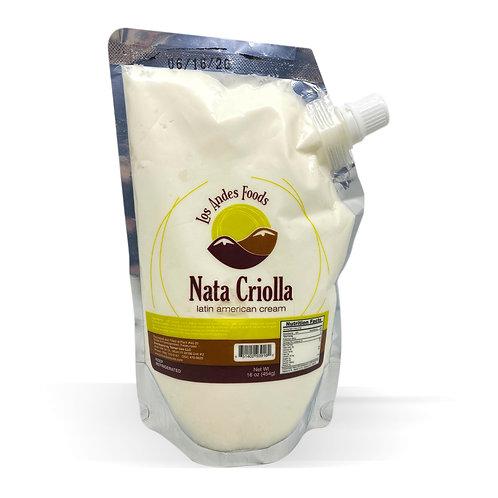 Nata Criolla Los Andes 16 oz
