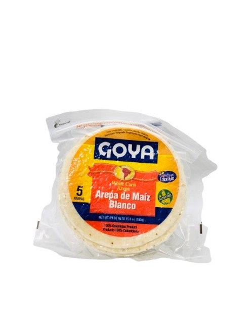 Arepas de Maiz Goya 5 Unid