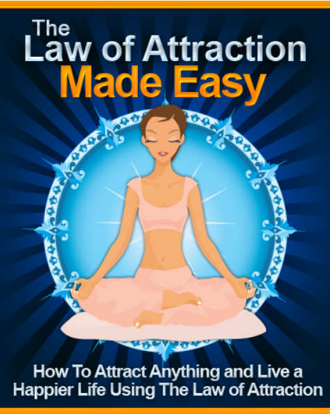The Law Of Attraction Graphic