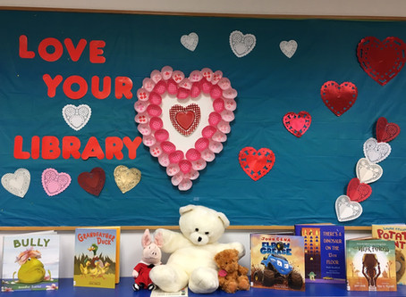 Pierce City Branch decorates to inspire a love of the library.