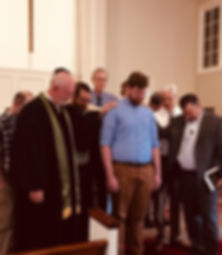 The elders of Christ Church of Arlington