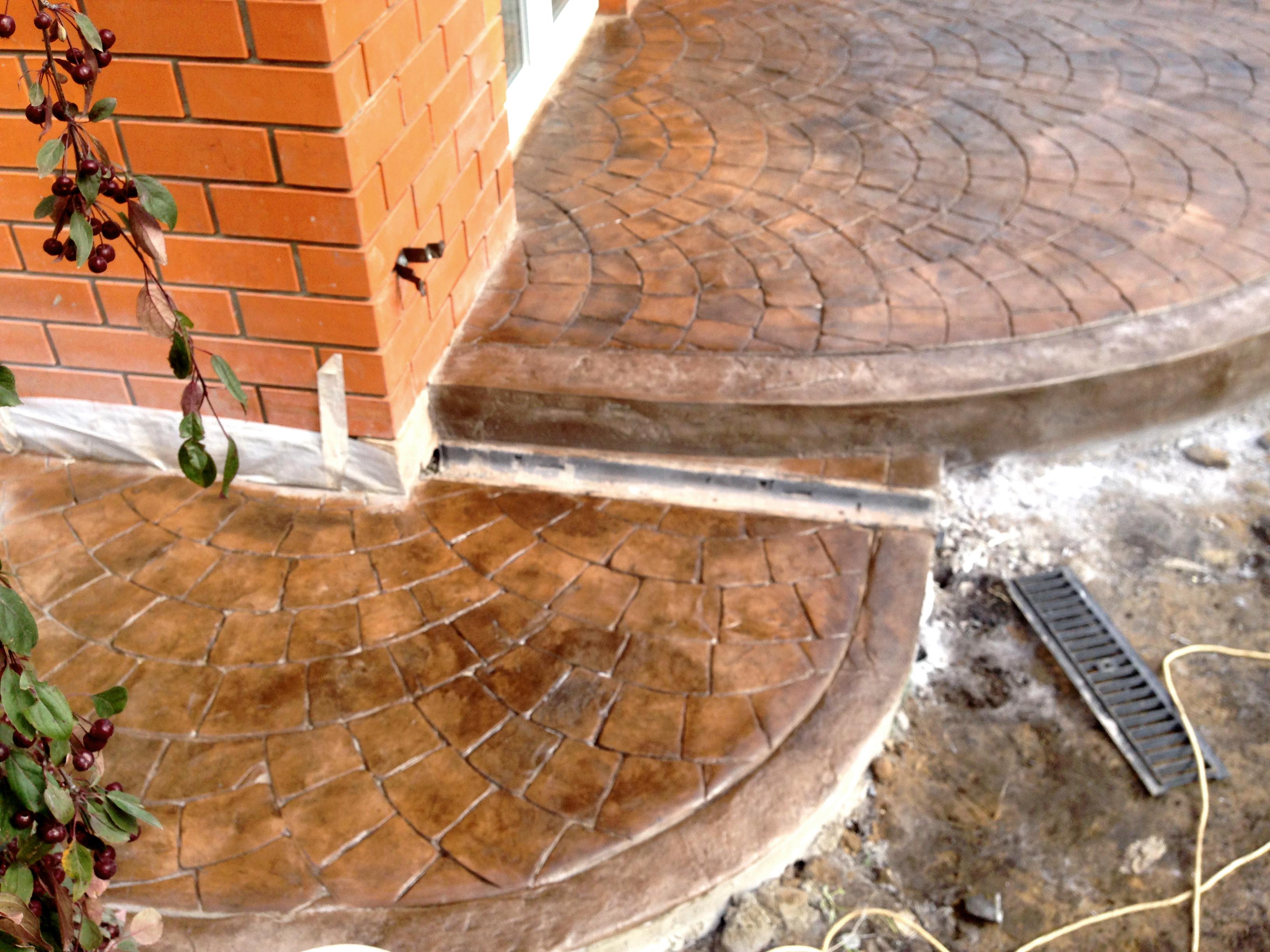 Пресс бетон качество от Флекс цемент