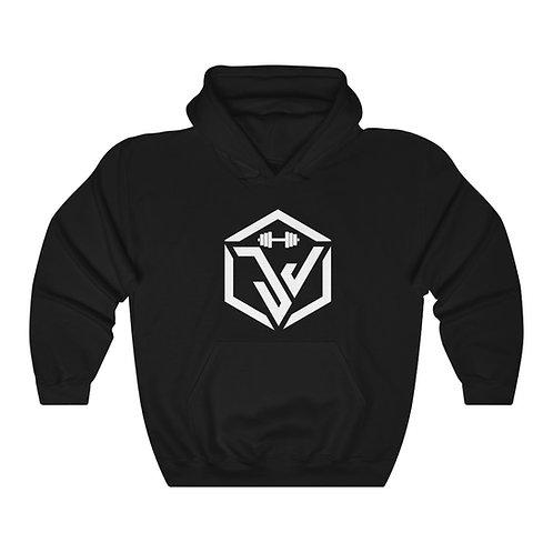 Team JJ Velasquez Fit Unisex Heavy Blend™ Hooded Sweatshirt