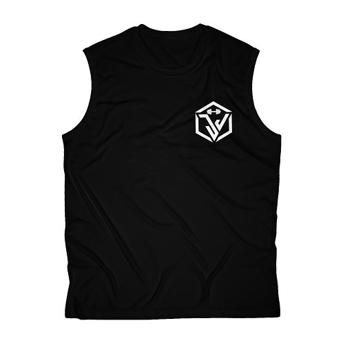 Team JJ Velasquez Fit Logo Men's Sleeveless Performance Tee