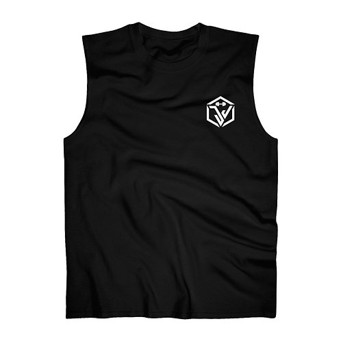 Team JJ Velasquez Fit Cotton Sleeveless Tank
