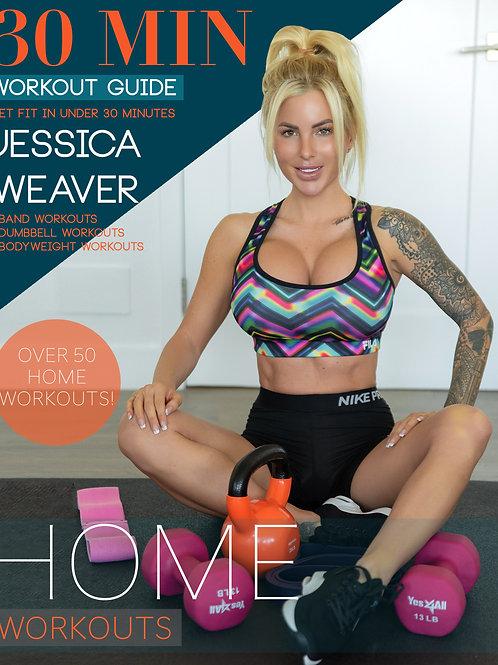 Home Workout Ebook
