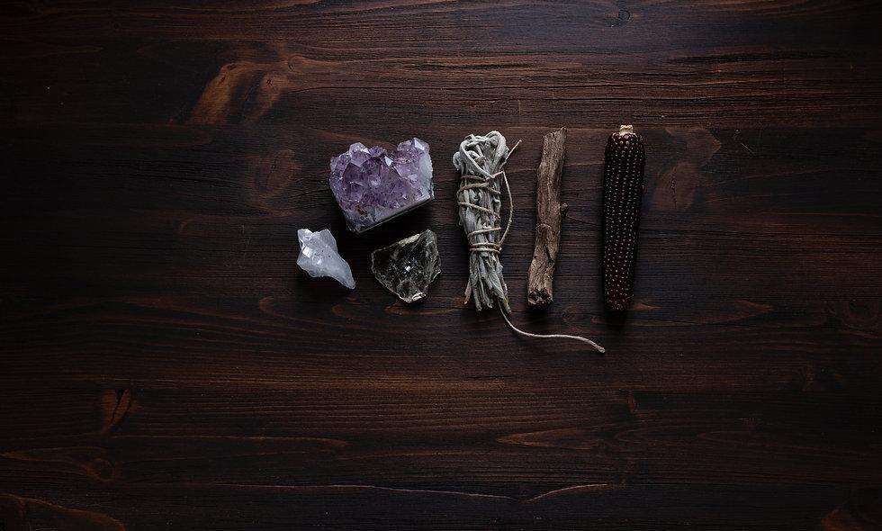 Médecine Sacrée - Les Pratiques Chamaniques de Guérison