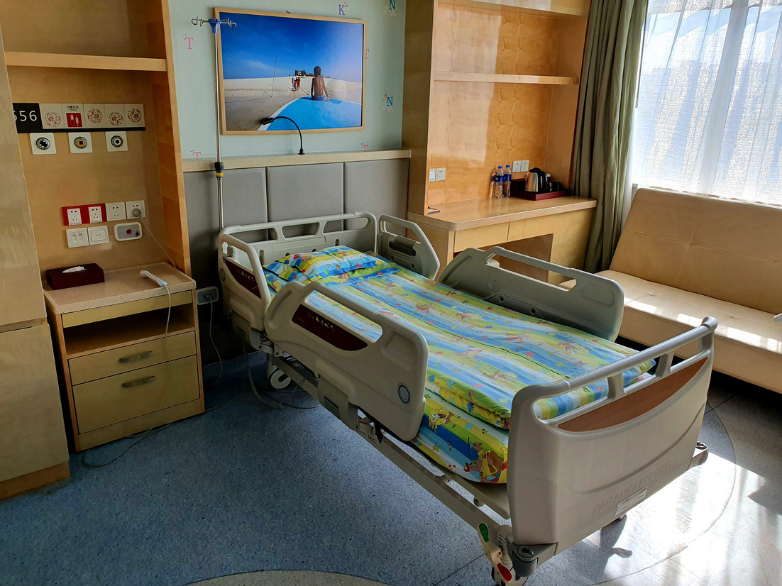 Pediatric Day Surgery Unit